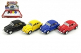 Kinsmart model VW Classical Beetle kov 13cm