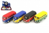 Kinsmart model VW Classical Bus kov 13cm