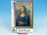 Puzzle 1000 ks Mona Lisa