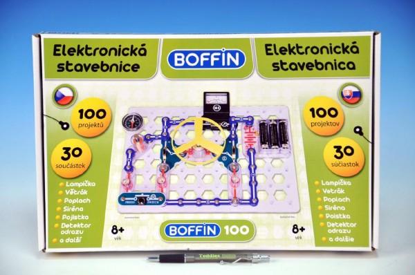 Boffin 100 new - stavebnice