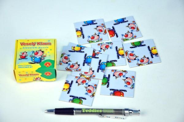 Hlavolam Puzzle Veselý klaun