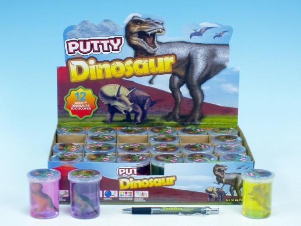 Sliz - hmota dinosaurus