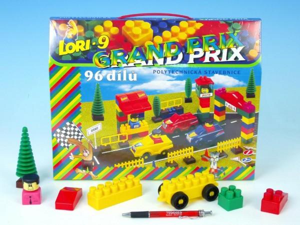 Stavebnice LORI 9 Grand Prix