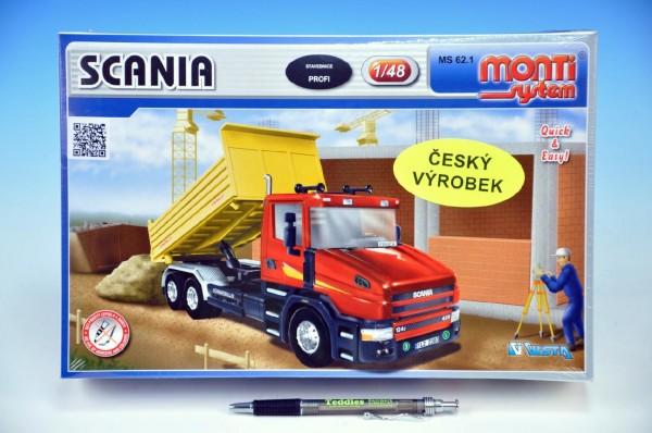 Monti systém 61.6 - 62.1 Scania sklápěč