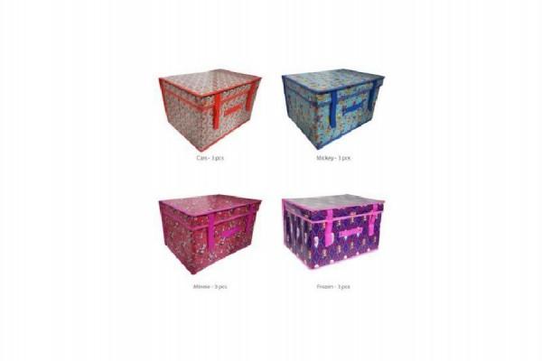 Krabice na hračky Disney 30x40x25cm