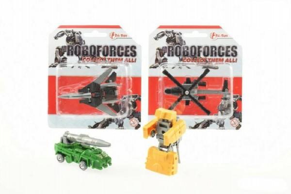 Transformer Robot 8 cm