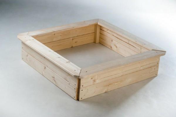 Pískoviště dřevěné 80x80 cm