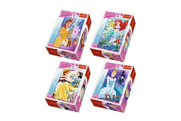 Mini puzzle Princess 54 ks