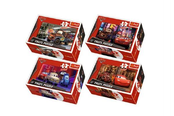 Mini puzzle Cars 54 ks