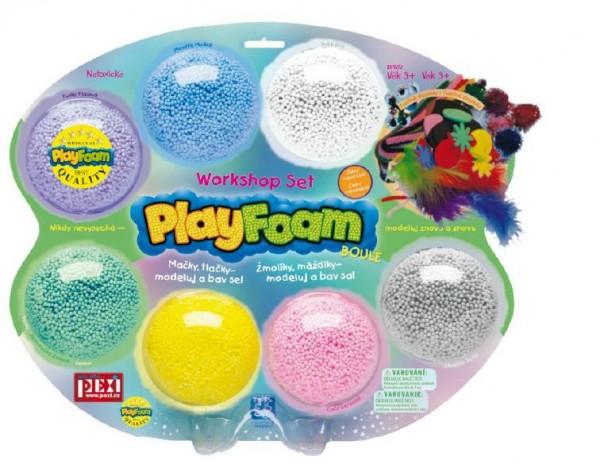 PlayFoam - boule s doplňky