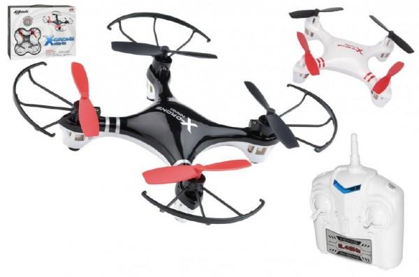 RC Dron plast 15cm + USB kabel na dobíjení