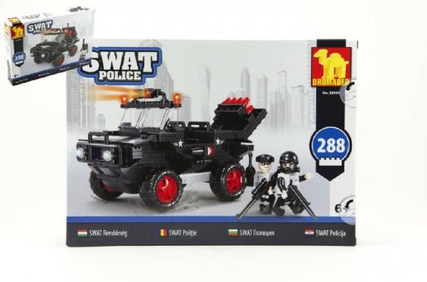Stavebnice Dromader - SWAT Auto 288ks