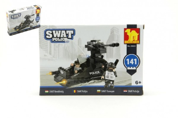 Stavebnice Dromader - SWAT Člun 144ks