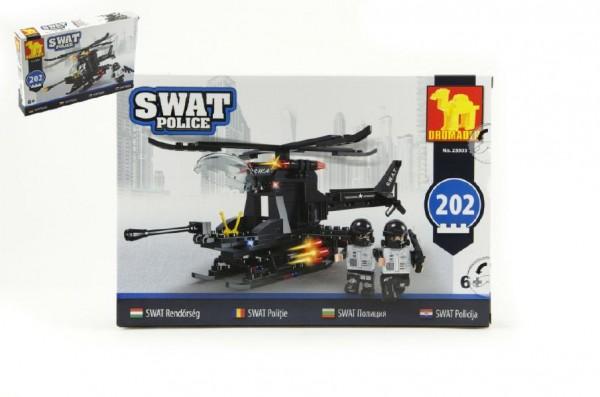 Stavebnice Dromader - SWAT Helikoptéra 202ks