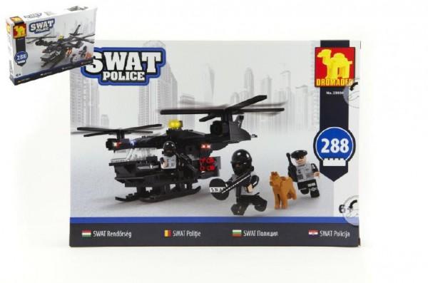 Stavebnice Dromader - SWAT Helikoptéra 288ks