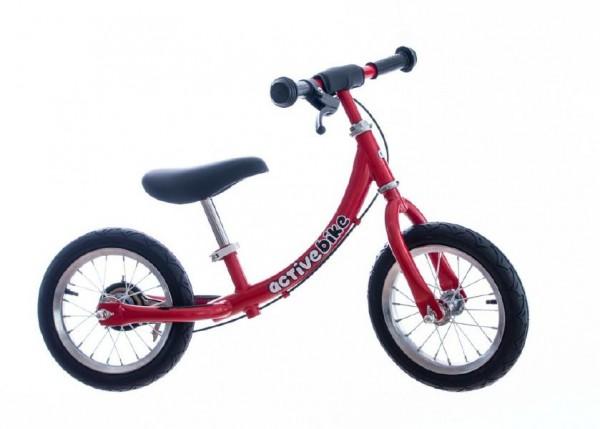 """Odrážedlo kolo Active Bike 12"""" červené"""