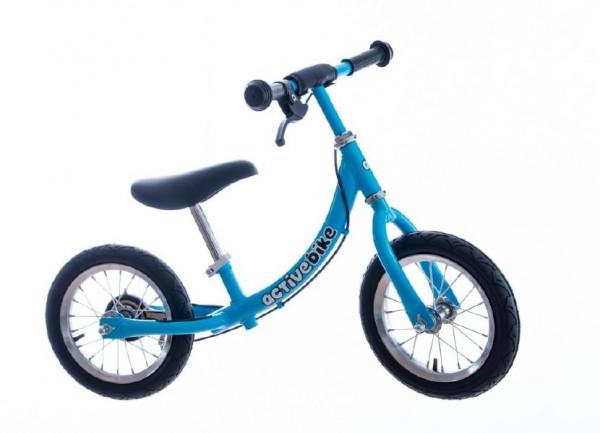 """Odrážedlo kolo Active Bike 12"""" modré"""