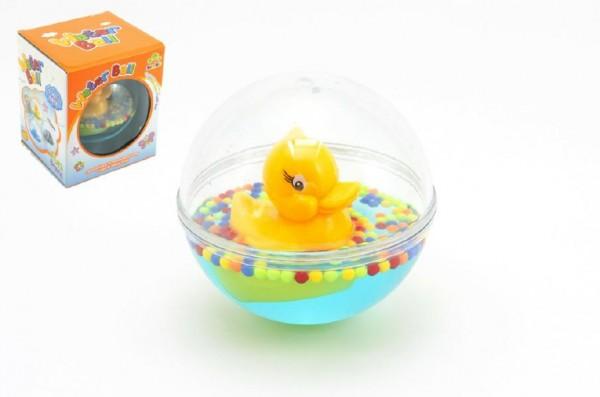 Kačenka plavací v kouli
