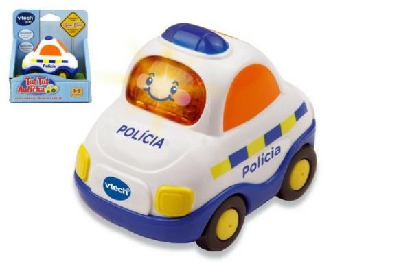 VTech Autíčko Tut Tut Policie česky mluvící plast 8cm