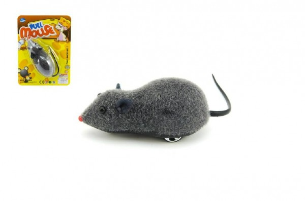 Myš natahovací 10 cm