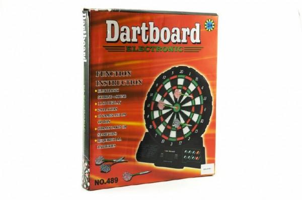 Elektronický terč Dartboard 30cm