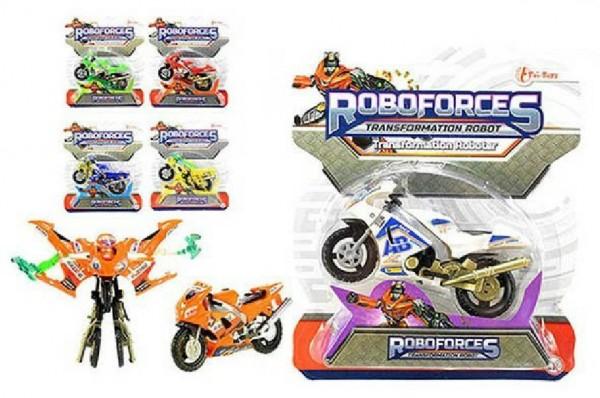 Transformers motorka 11 cm
