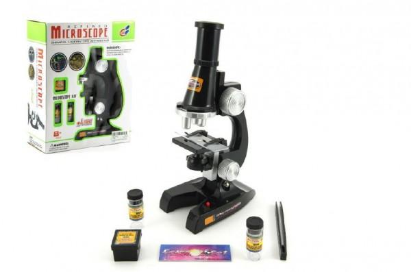 Dětský mikroskop 21 cm
