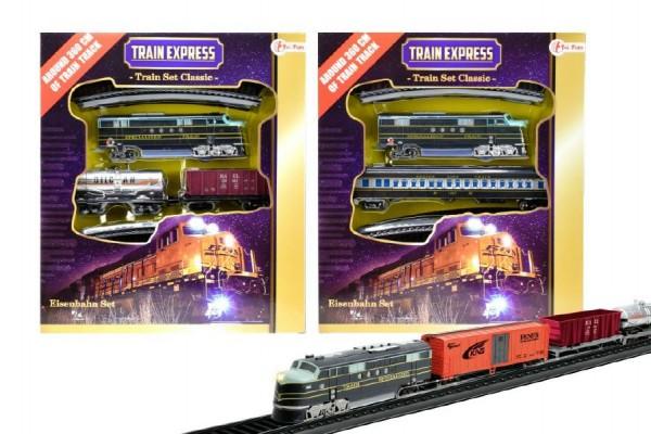 Vláčkodráha Train Expres Classic 360cm