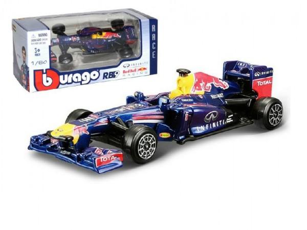 Bburago Formule Red Bull 1:64 8cm