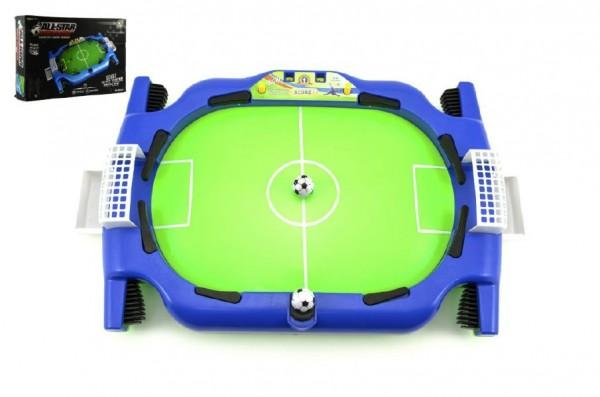 Stolní fotbal plast 37x26x7cm