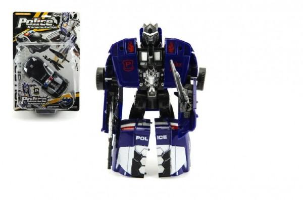 Transformer auto policie 16 cm