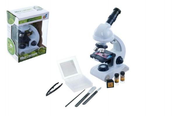 Dětský mikroskop 22 cm