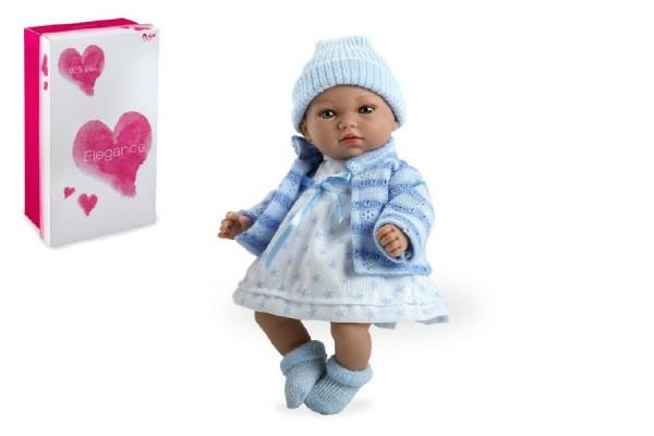 Arias panenka miminko Andrea 28 cm modré