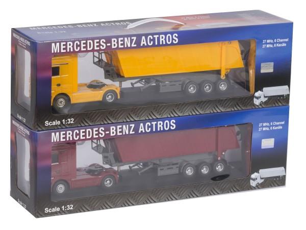 Fotografie RC Mercedes Actos nákladní 46 cm