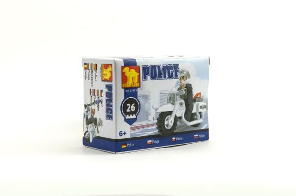 Dromader - Policie Motorka