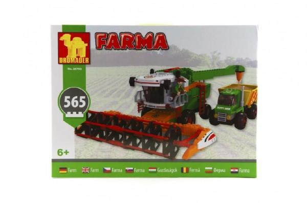 Dromader - FARMA 28703 kombajn