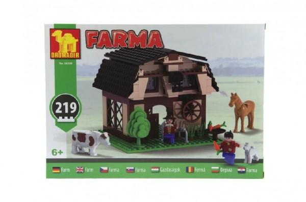 Dromader - FARMA 28508 stáj