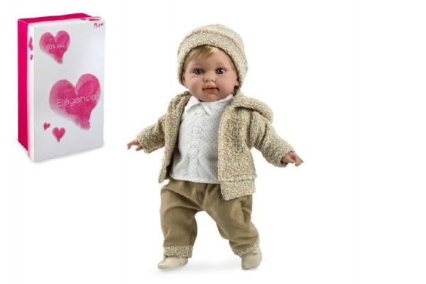 Arias panenka miminko Elian kluk 42 cm se zvukem
