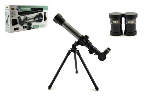 Dalekohled teleskopický dětský plast