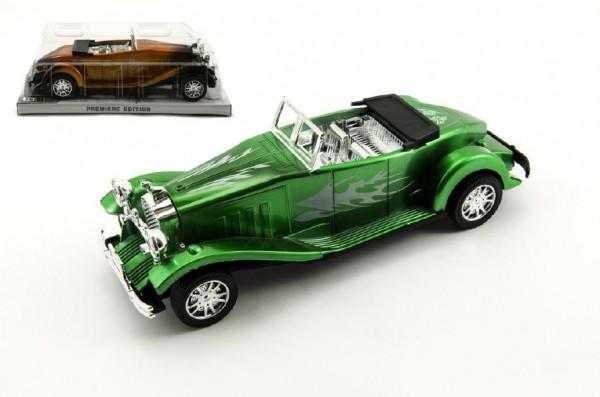 Auto veterán plast 23 cm