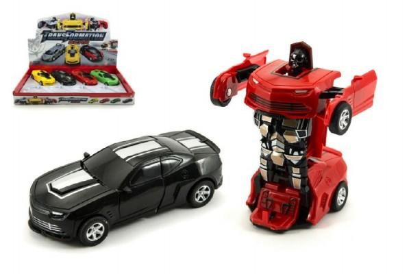 Transformer robot auto 12 cm