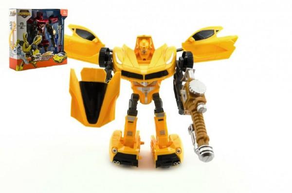 Transformer auto robot 25 cm