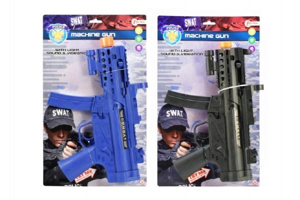 Samopal SWAT dětský plast 28cm