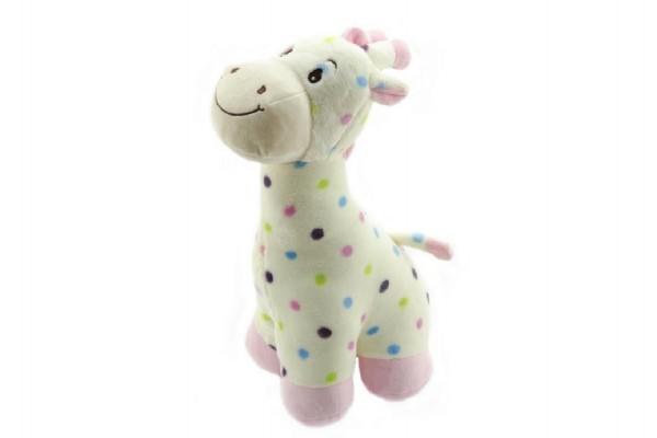 Žirafa plyšová 40 cm