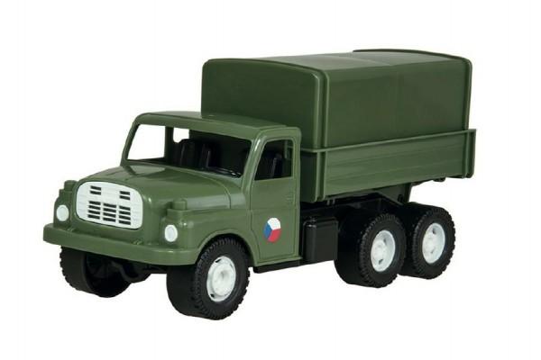 Tatra 148 plastová 30cm vojenský valník