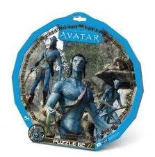 Puzzle round Avatar