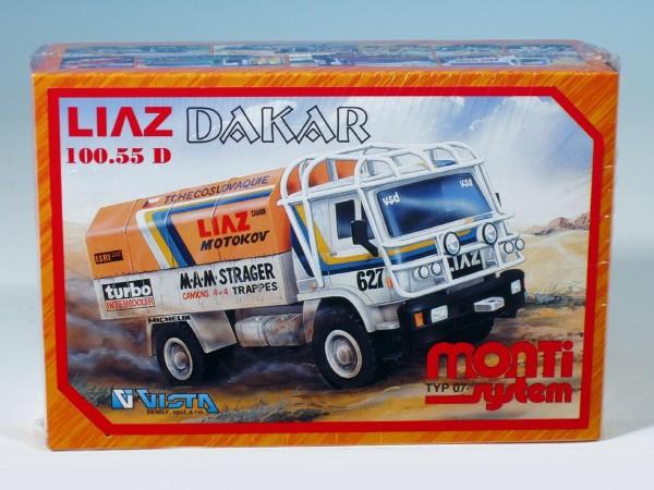 Monti systém 07 - Dakar-Liaz