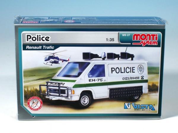 Monti systém 27 - Policie Renault