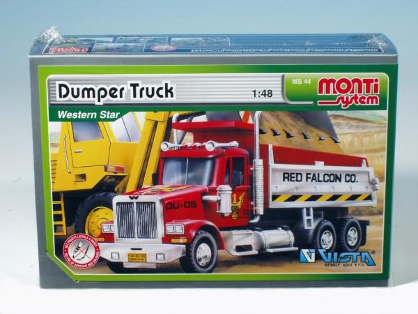 Monti systém 44 - Dumper Truck - Western
