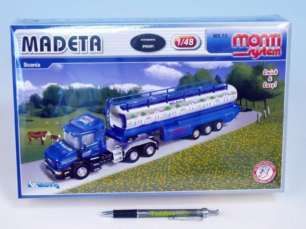 Monti systém 72 - kamión Scania Madeta